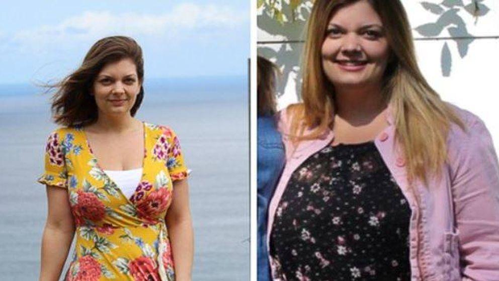 Así adelgazó 30 kilos esta mujer: lo primero fue dejar a su pareja