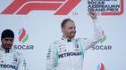 Resultado de F1: Bottas gana, exhibición de Mercedes y primeros puntos para Sainz (7º)