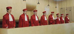 Foto: El Tribunal Constitucional alemán somete a juicio el 'plan Draghi' para salvar al euro
