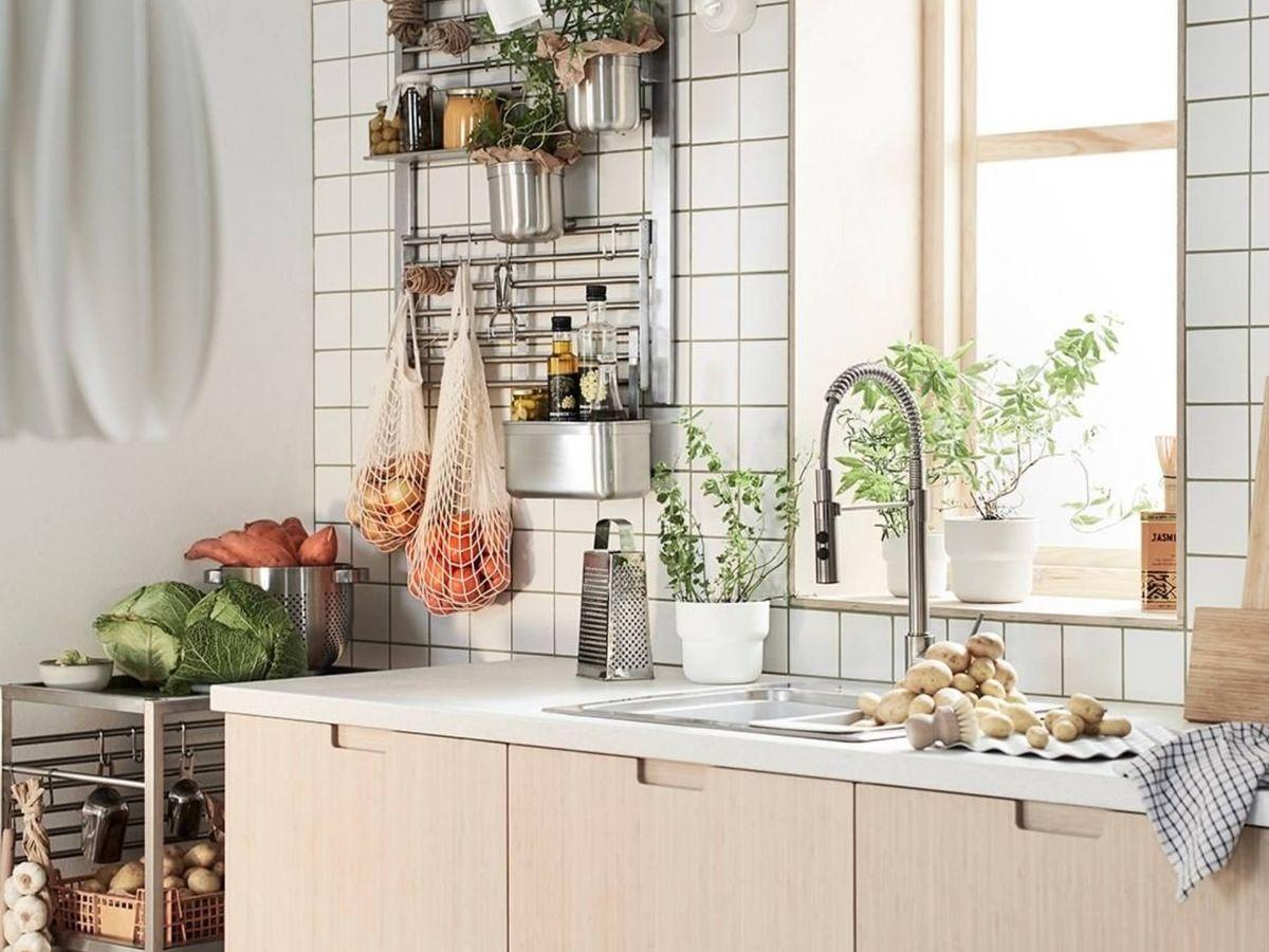 Foto: Novedades de Ikea para una cocina actualizada. (Instagram @ikeaspain)