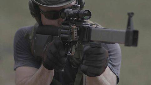 Cinco balas por disparo: así es el nuevo rifle futurista del ejército estadounidense
