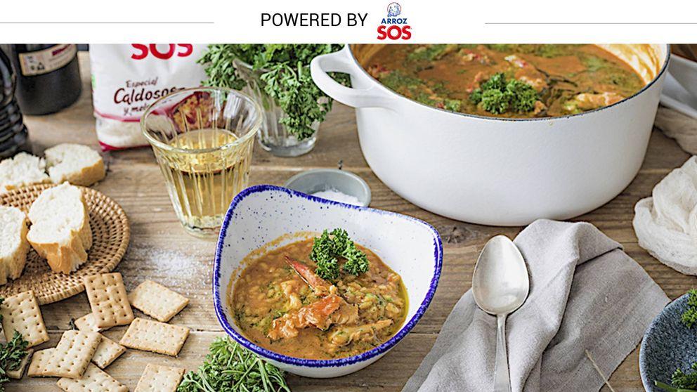 Los consejos que necesitas para preparar el mejor arroz caldoso con bogavante