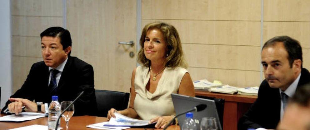 Foto: Calvo, primer peón que sacrifica Botella por la tragedia del Madrid Arena