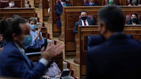 En directo   Vox pierde la moción de censura con 52 votos a favor y 298 en contra