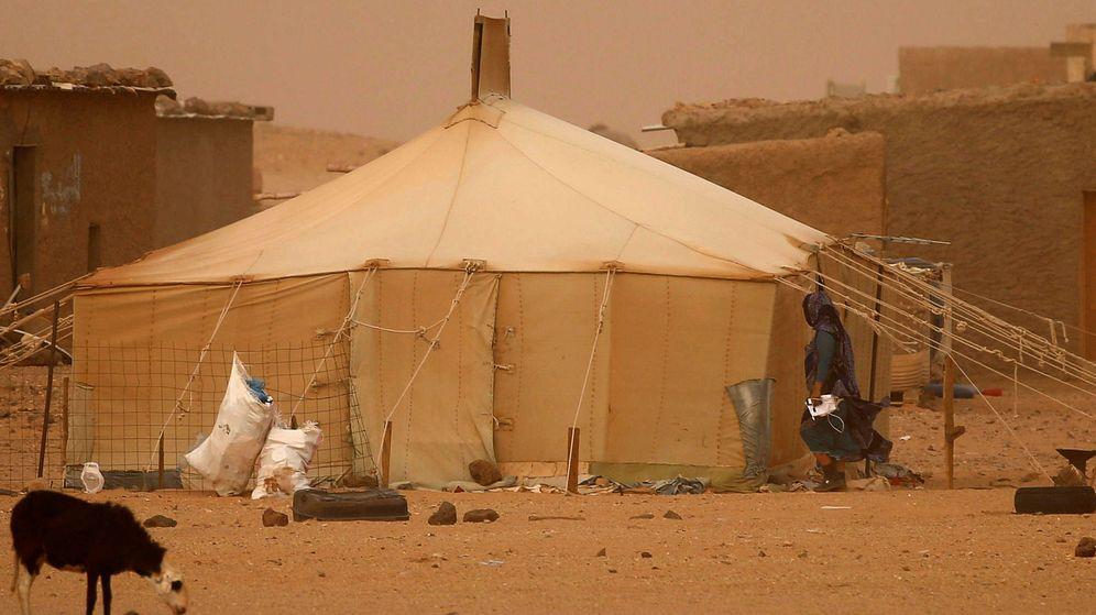 Foto: Campamentos de refugiados saharauis en Tinduf, Argelia. (Reuters)