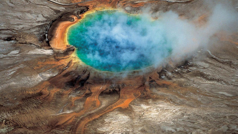 Foto: El parque natural de Yellowstone es una bomba de relojería para la humanidad
