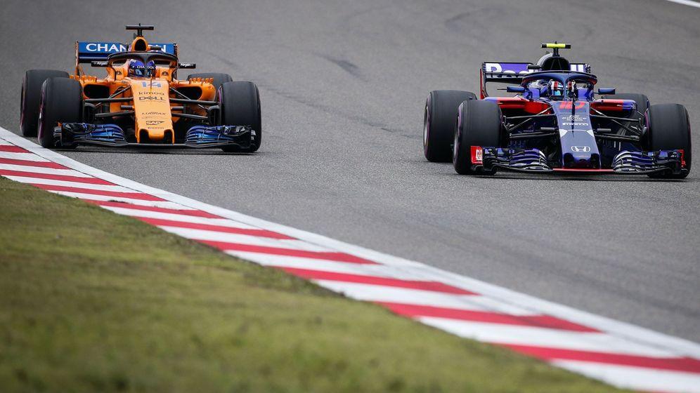 Foto: Toro Rosso empieza a sufrir los mismo problemas que McLaren con Honda
