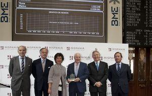 Hispania compra cuatro edificios de oficinas y dos hoteles en Madrid