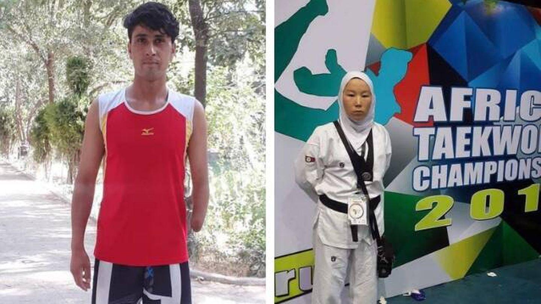 Los atletas afganos no podrán ir a los Juegos Paralímpicos de Tokio