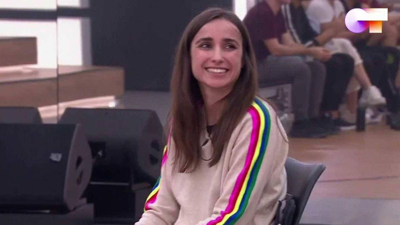 Zahara en la academia. (Foto: RTVE)