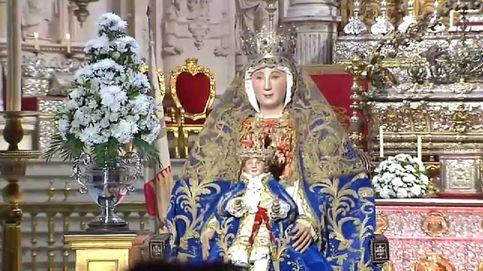 La Virgen de los Reyes, sin procesión ni besamanos