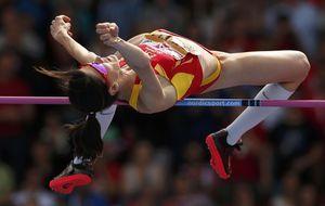 Beitia lo vuelve a hacer y revalidasu título de campeona de Europa