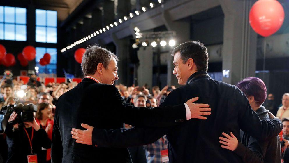 Sánchez ultima una campaña sin mítines previstos con González y Zapatero