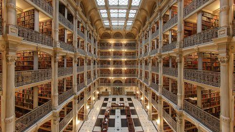 De la biblioteca de Alejandría a la del Congreso de Washington: las bibliotecas más sorprendentes del mundo