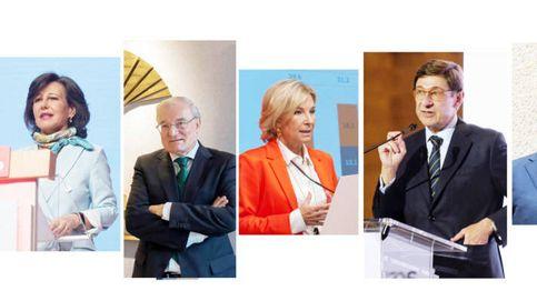 Los banqueros españoles destruyen un 7% de valor al año y solo uno bate al sector