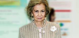 Post de Reina Sofía, las compras que hizo ayer: mochilas, cosméticos y una crema solidaria