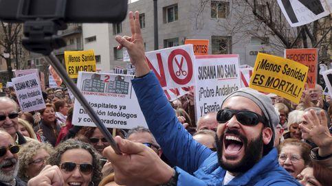 La caída de Spiriman, el ¿superhéroe? de la sanidad andaluza