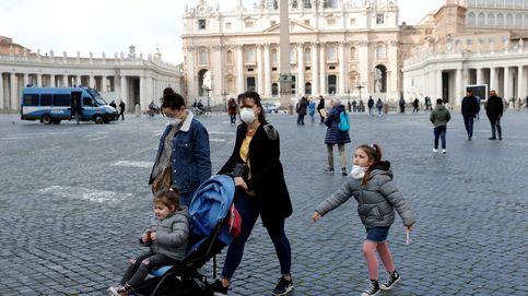El Vaticano registra un primer caso de coronavirus