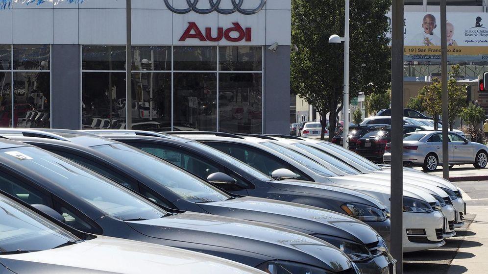 Foto: Concesionario Volkswagen (Efe)