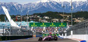 Post de GP de Rusia de F1: horario y dónde ver en TV y 'online' la carrera que se celebra en Sochi