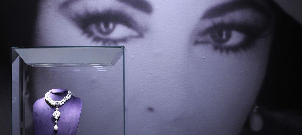 Foto: La Peregrina expuesta en Christie's (Gtres)