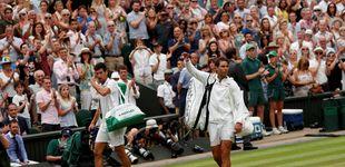Post de Wimbledon se moderniza a medias: habrá 'tie break' en el 5º set a partir del 12-12