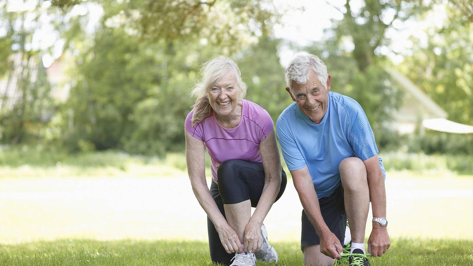 Foto: Actividad física como hábito. (iStock)