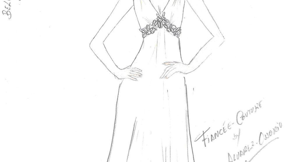 Belén Esteban: analizamos su segundo vestido de novia