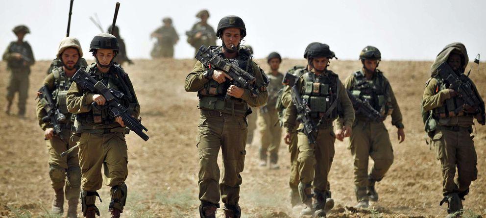 Foto: Israel se prepara para una ofensiva terrestre