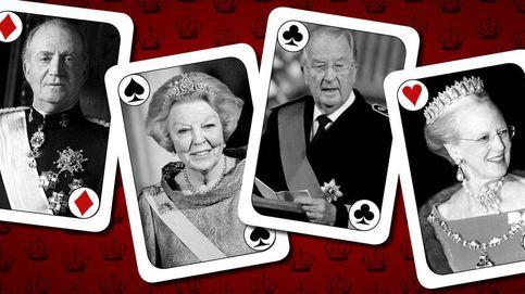¿Póker de abdicaciones en Europa? Margarita II tiene algo que anunciar