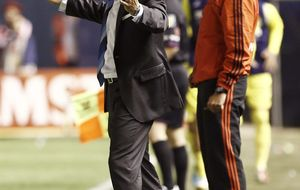 Osasuna destituye a Mendilibar, el primer entrenador en caer