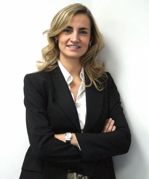 Foto: La presidenta del Hipódromo de la Zarzuela, Faina Zurita Ussía. (SEPI)