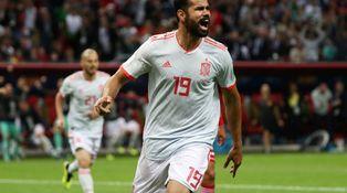 Los culpables de que Diego Costa haya perdido su sitio en la Selección