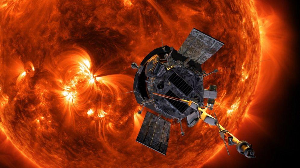 Foto: La NASA consigue entrar en el Sol y vive para contarlo gracias a la sonda Parker. (EFE)