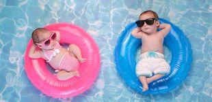Post de Como la lotería: dio luz a hermanos gemelos con 11 semanas de diferencia entre ambos