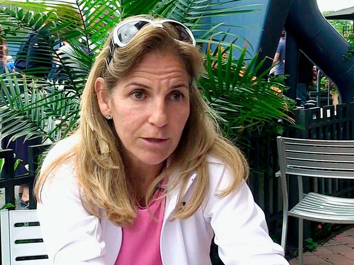 Foto: Arantxa Sánchez Vicario.(EFE)