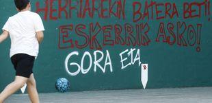 Post de ETA anunciará su disolución el primer fin de semana de mayo
