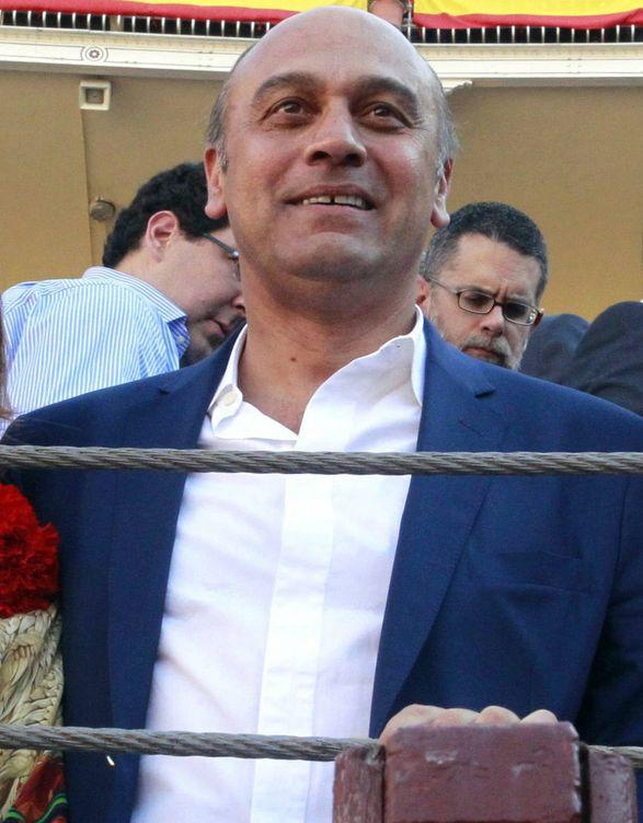 Foto: El empresario Juan Muñoz. (EFE)