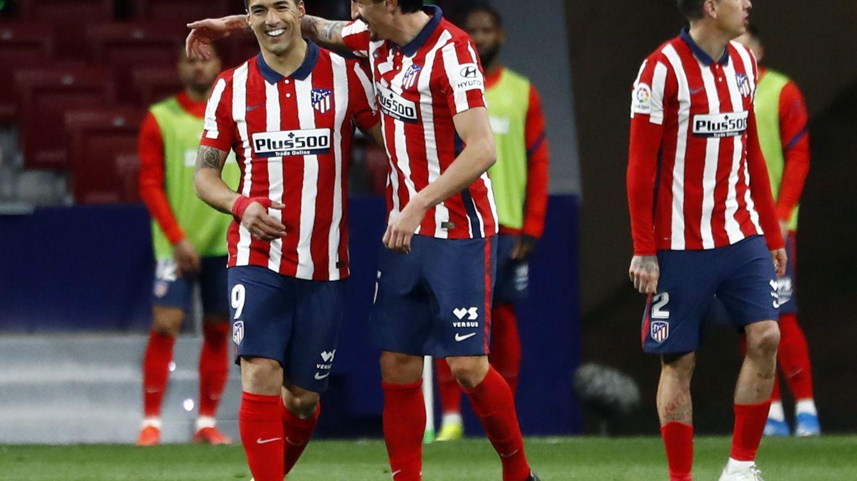 Salvador Oblak, goleador Suárez: El Atlético de Madrid se aferra al liderato (1-0)