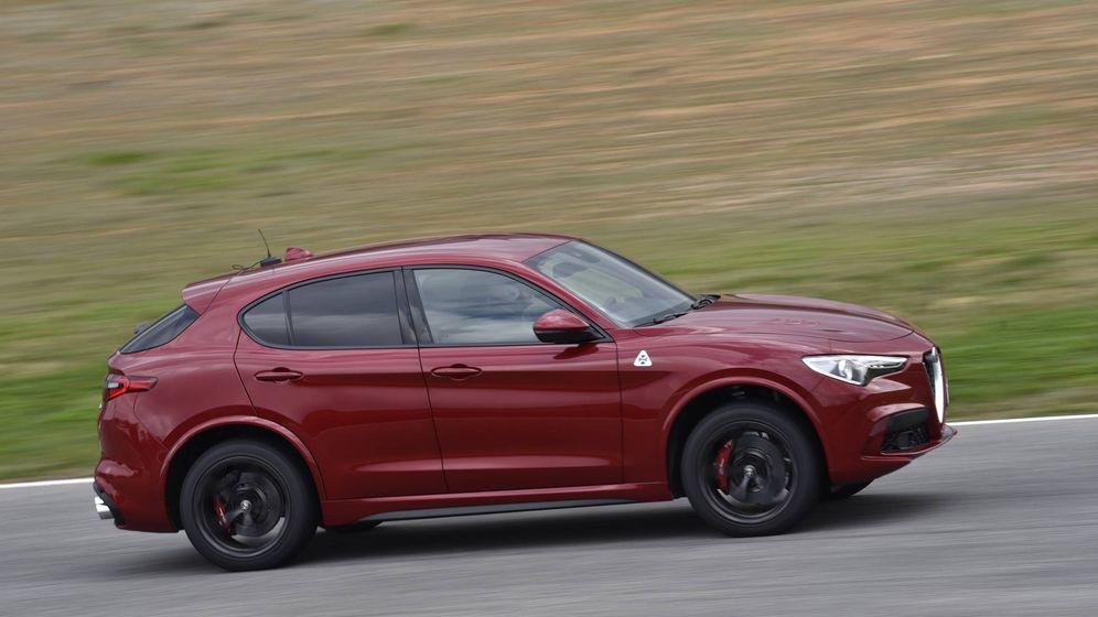 Foto: Alfa Romeo Stelvio, el todocamino más deportivo