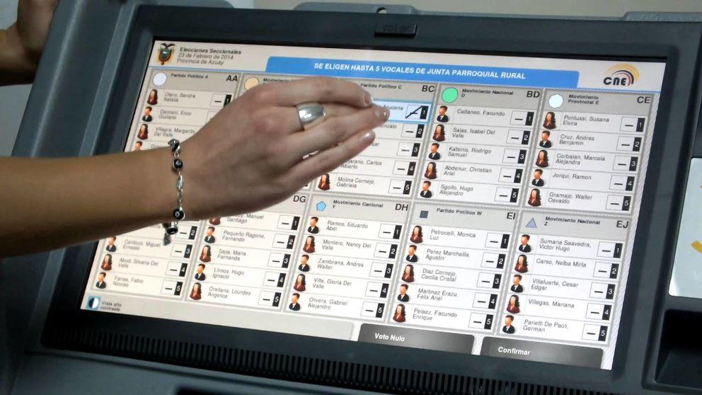 Si disponemos de la tecnología... ¿por qué no hay voto electrónico en España?
