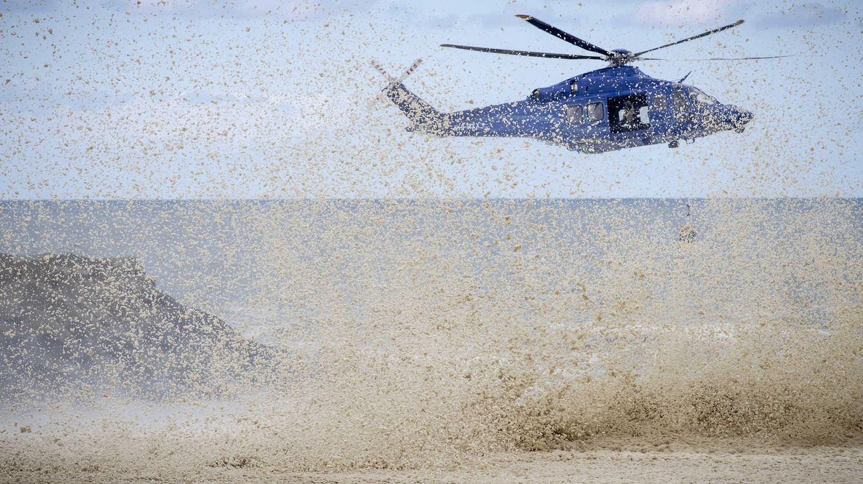 Un helicóptero ruso cae al lago Kuril y deja siete personas desaparecidas