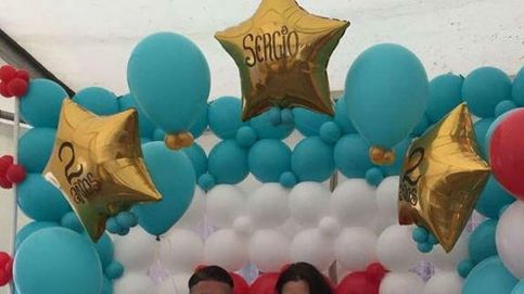 El gran susto de Sergio Ramos y Pilar Rubio en la fiesta de cumpleaños de su primer hijo