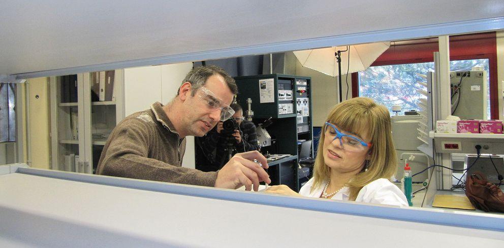 Foto: Lourdes Vega recibirá en mayo el premio de la Real Sociedad de Física Española