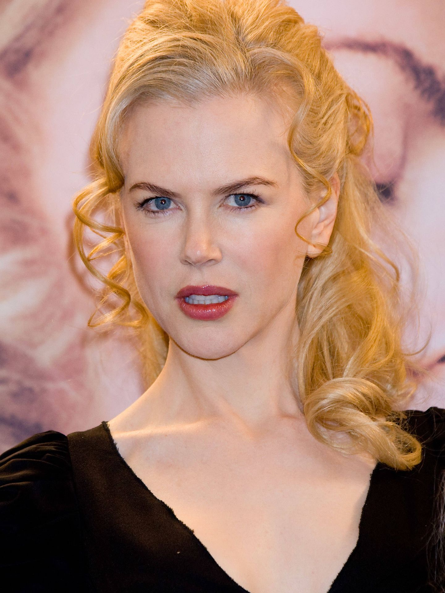 Nicole Kidman, en 2008. (Getty)