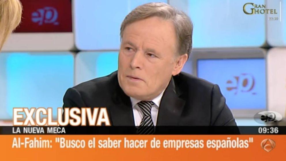 Perea, el 'dubaití' de Murcia que quiere quedarse el suelo de la F1 en Valencia