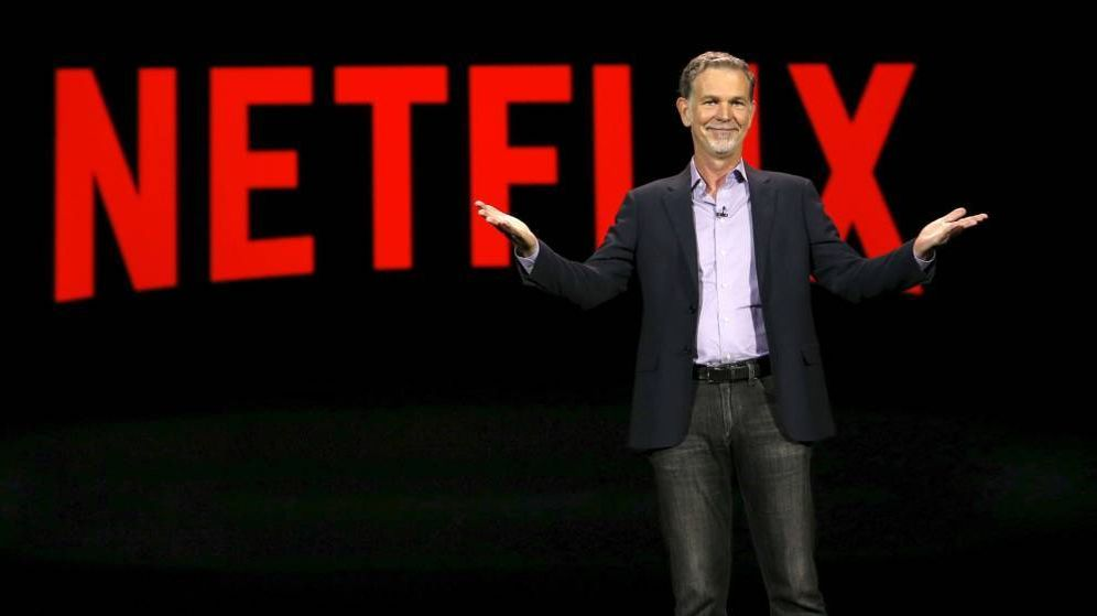 Foto: Reed Hastings, cofundador y CEO de Netflix, en una imagen de archivo. (Reuters)