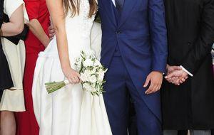 Los invitados portugueses eclipsan a Rajoy en la boda de Belén de Guindos