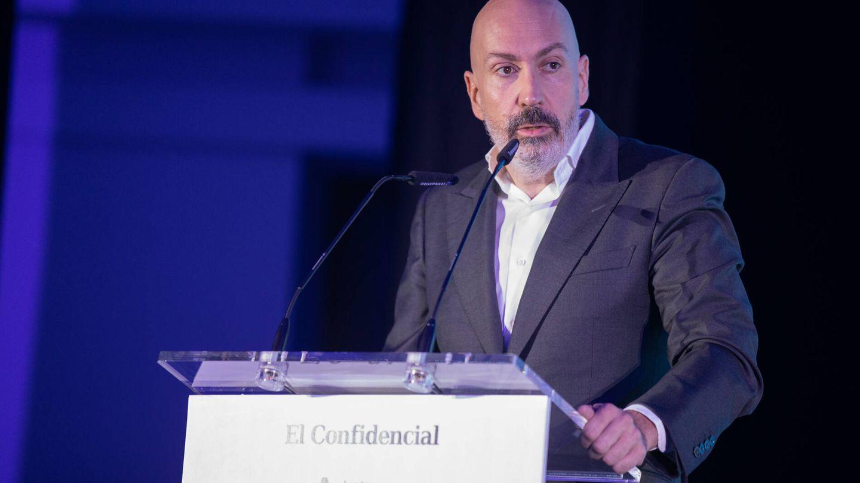 El director de El Confidencial, Nacho Cardero.