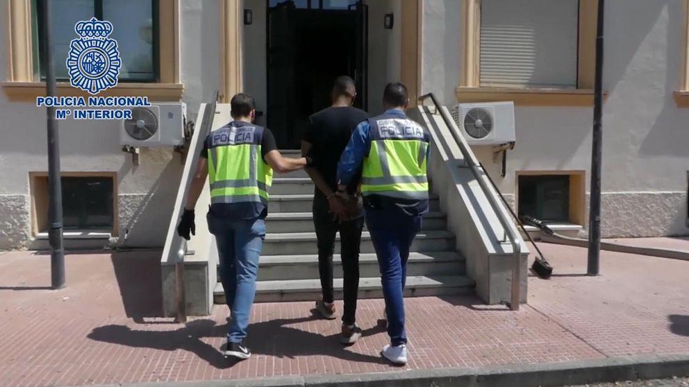 Detienen a un atracador del Metro Sur de Madrid por robar y retener a 10 menores
